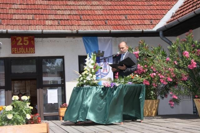 Falunap és Búcsú 2011